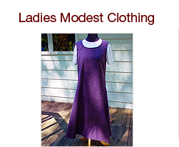 Ladies Modest Clothing